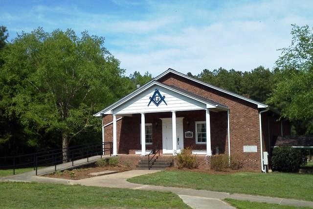 Millbrook Lodge #97 Facade